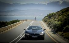 The BMW i8 was launched in South Africa in February 2015. Picture: Aletta Gardner/EWN.