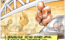 E-tolls gets the thumbs up!