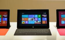 Microsoft Corp's Windows 8 sales are steady since its launch in October 2012.