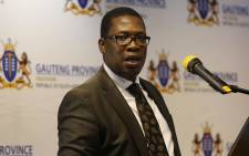 Gauteng Education MEC, Panyaza Lesufi. Picture: Christa Eybers/EWN.