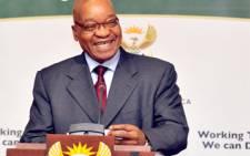 South African President Jacob Zuma. Picture: EWN