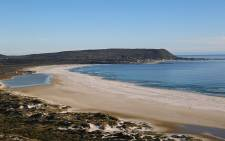 Perhaps the longest stretch of unspoiled beach on the Atlantic Cape Coast, Long Beach. Picture: Leah Rolando/Primedia