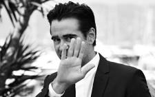 FILE: Irish actor Colin Farrell. Picture: AFP