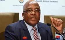 FILE: Health Minister Aaron Motsoaledi. Picture: GCIS