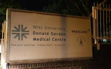 The Donald Gordon hospital in Parktown.  Picture: Christa Eybers/EWN