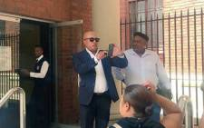 FILE. Tony Yengeni's drunk driving case was postponed in the Cape Town Magistrates Court on Friday 12 February. Picture: Xolani Koyana/EWN.