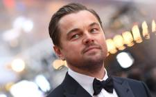 FILE: US actor Leonardo DiCaprio arrives for the 92nd Oscars at the Dolby Theatre in Hollywood, California on 9 February 2020. Picture: Valerie Macon/AFP