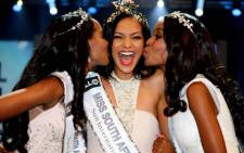Liesl Laurie was crowned Miss SA 2015 on 29 March 2015. Picture: Supplied