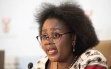 FILE: Communications Minister Mmamoloko Kubayi-Ngubane. Picture: GCIS.