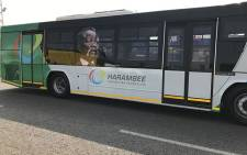 New Ekhuruleni Bus rapid transit bus Harambee. Picture: Supplied.
