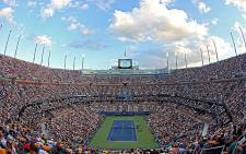 The Arthur Ashe Stadium at Flushing Meadows, New York during the US Open. Picture: US Open/Facebook.