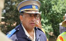 Johannesburg Metro Police Senior Superintendent Wayne Minnaar. Picture: Christa Eybers/EWN.
