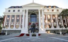 FILE: An urgent court application challenging Parliament's policy on filming and broadcasting will be heard in the Western Cape High Court on Friday. Picture: Thomas Holder/EWN