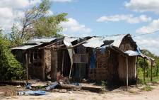 Houses, farms and crops were destroyed when Cyclone Idai hit Mozambique. Picture: Christa Eybers/EWN.