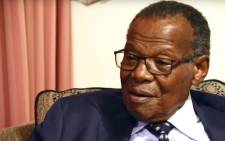 Inkatha Freedom Party (IFP) leader Mangosuthu Buthelezi. Picture: EWN