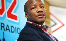 ANC spokesperson Jackson Mthembu. Picture: Eyewitness News.