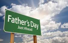 Father's Day sign. Picture: Facebook.