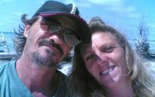 South Africans Bruno Pelizzari and Debbie Calitz, kidnapped by Somali Pirates.