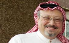 FILE: Saudi journalist Jamal Khashoggi in May 2010. Picture: AFP.
