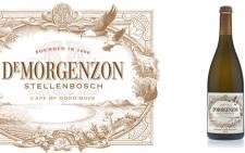Screengrab of Wendy Appelbaum's DeMorgenzon chardonnay.