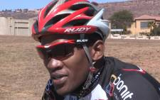 Luthando Kaka, the first black cyclist to captain a South African professional cycling team, spoke to EWN's Sebabatso Mosamo about what it take to make it to the top.