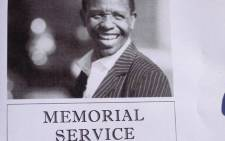 The 67-year-old died on Sunday at the Garden City Hospital. Picture: Vumani Mkhize/EWN.