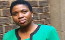Deputy National Director Of Public Prosecutions Nomgcobo Jiba made a brief court appearance on charges of fraud and perjury on 21 April 2015. Picture: Barry Bateman/EWN.