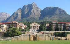 The University of Cape Town upper campus. Picture: Wikimedia Commons.