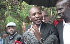 FILE: Democratic Alliance leader Mmusi Maimane. Picture: Louise McAuliffe/EWN