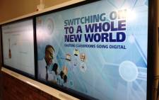Gauteng schools receive news and interactive boards, laptops and tablets with complete internet connectivity last week. Picture: Vumani Mkhize/EWN.