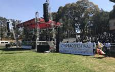FILE: The Zimbabwe Tourism Authority is hosting the #ZimPeaceFestival where citizens from all walks of life have been invited to pray for peace and political tolerance ahead of the 2018 elections on Monday. Masechaba Sefularo/EWN.