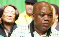 ANC KZN Chairperson Sihle Zikalala. picture: Sethembiso Zulu/EWN.