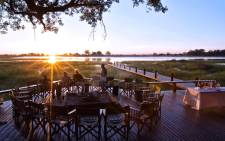 Mapula Lodge in Botswana, where Prince Harry brought then girlfriend Meghan Markle to celebrate her 36th birthday. Picture: naturalselection.travel/camp/mapula-lodge
