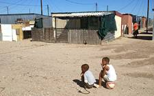 With pressing issues like crime and lack of housing, Blikkiesdorp residents have no hope for change. Picture: EWN