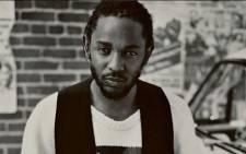 FILE: Kendrick Lamar. Picture: Instagram.