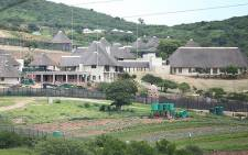 It is being reported that nearly R65 million was spent renovating the homes of ministers and deputy ministers, this after a public outcry of renovations made to President Jacob Zuma's home Nkandla (pictured). Picture: Taurai Maduna/EWN