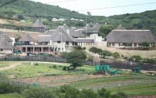 President Jacob Zuma's Nkandla home in KwaZulu-Natal. Picture: EWN.