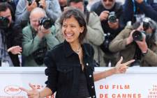 "French actress and film director Mati Diop poses during a photocall for the film ""Atlantics (Atlantique)"" at the 72nd edition of the Cannes Film Festival in Cannes, southern France, on 17 May 2019. Picture: AFP"