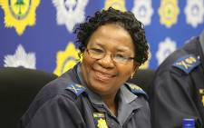 FILE: Former North West Police Commissioner Lt General Zukiswa Mbombo. Picture:EWN