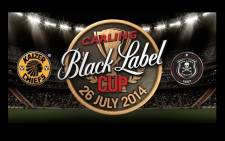 The 2014 Carling Black Label Cup was won by Orlando Pirates. Picture: Facebook.com/EWN