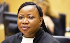 FILE: International Criminal Court chief prosecutor Fatou Bensouda. Picture: AFP.