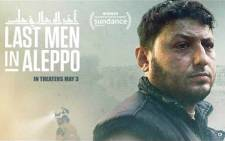 'The Last Men in Aleppo' focuses on the work of the White Helmets volunteer rescuers in Syria.