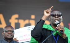 FILE. Former Congress of South African Trade Unions (Cosatu) General Secretary Zwelinzima Vavi. Picture: GCIS.