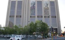 Cape Town Civic Centre. Picture: Cindy Archillies/EWN