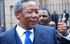 Former National Police Commissioner Jackie Selebi. Picture: EWN