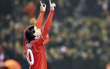 Liverpool's Serbian midfielder Lazar Markovic. Picture: Lazar Markovic official Facebook page.