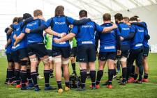 Scotland squad is seen during a training session in Oriam. Picture: @Scotlandteam/Twitter.