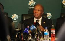 Cricket administrator Ray Mali.