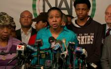 A grand jury in New York has decided not to indict a white police officer in the July chokehold death of an unarmed black man.   Picture: CNN