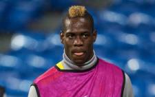 """""""Liverpool's striker, Mario Balotelli. Picture: Official Liverpool FC Facebook page."""